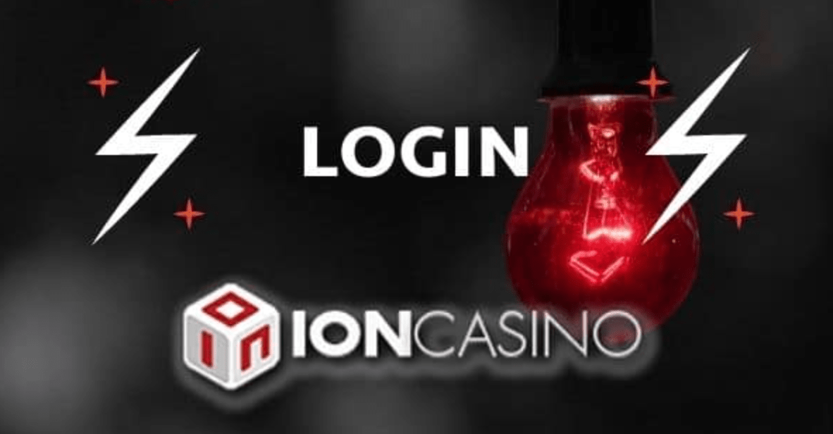 login ion casino